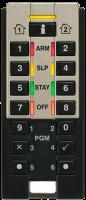 Αμφίδρομο τηλεχειριστήριο – πληκτρολόγιο PARADOX REM3.