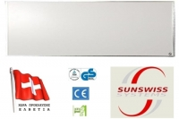 IR PANEL 400W SUNSWISS VCIR-60-60-400